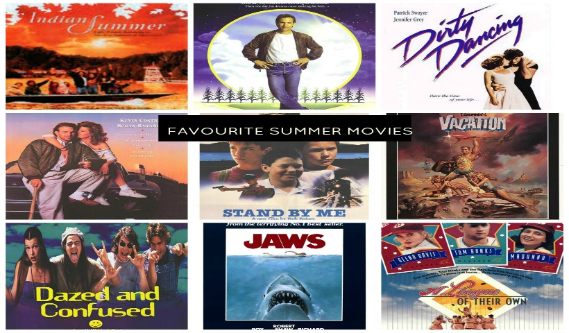 Top 10 Favourite Classic Summer Movies