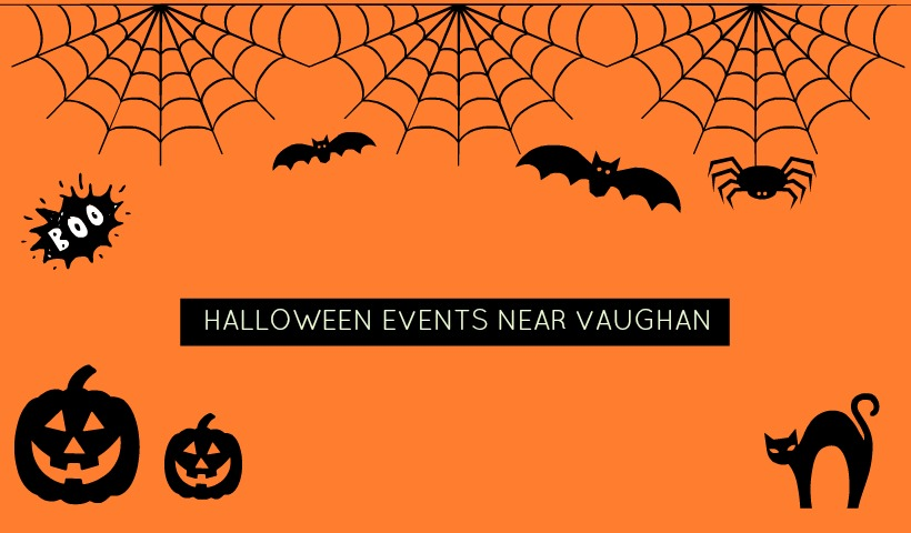 Halloween events around Vaughan