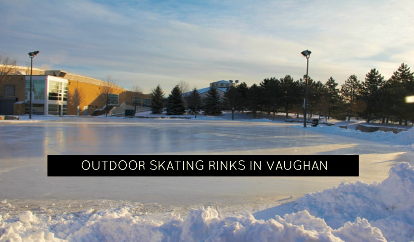 Outdoor Skating Rinks in Vaughan
